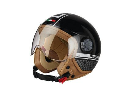 Helmet for passanger