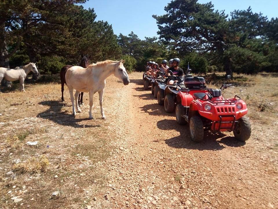 island Brac tour, island Brac activity, excursion at island Brac