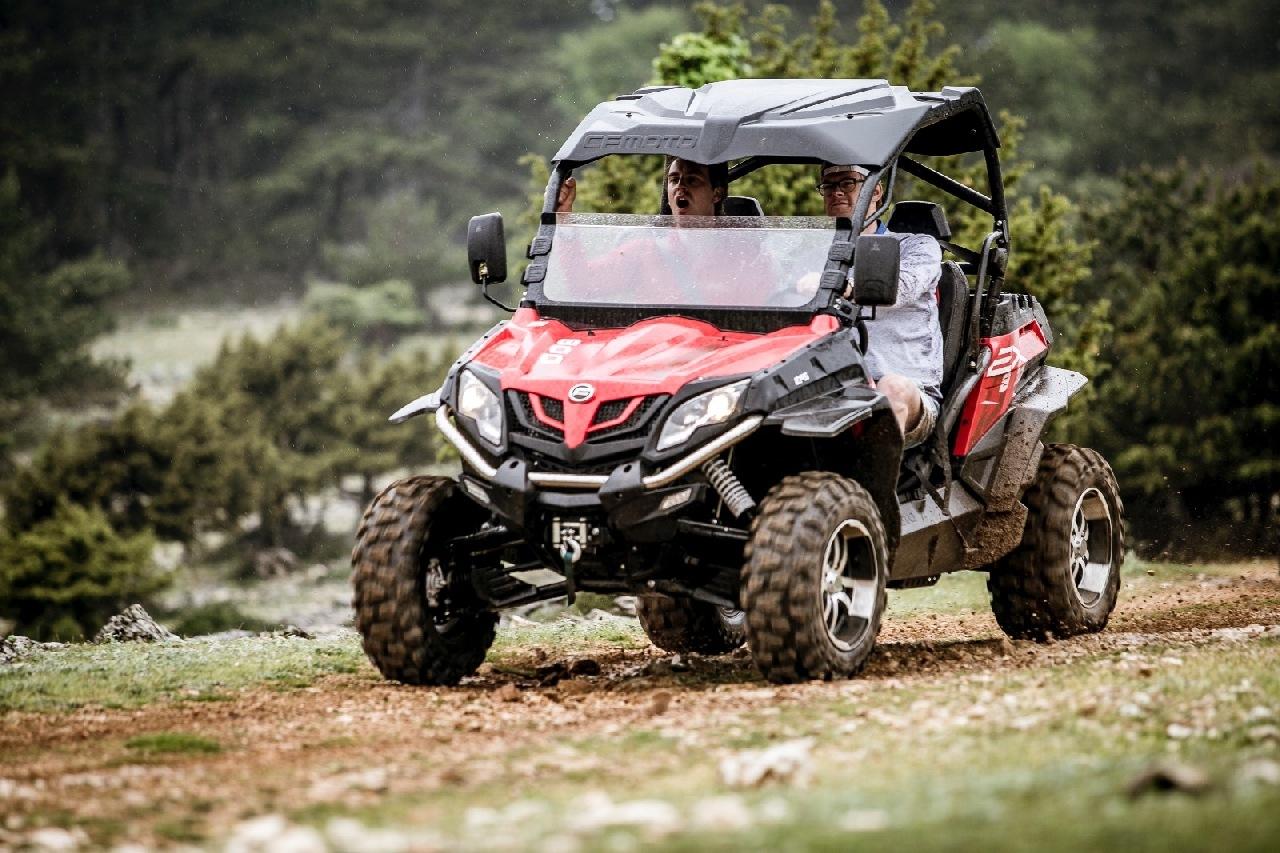 Buggy 550 ccm