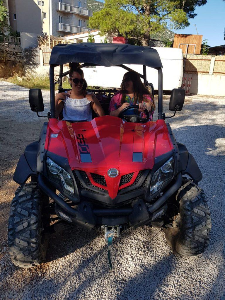 rent a buggy island Brac, rent a UTV Milna, outdoor activity milna, off road Milna