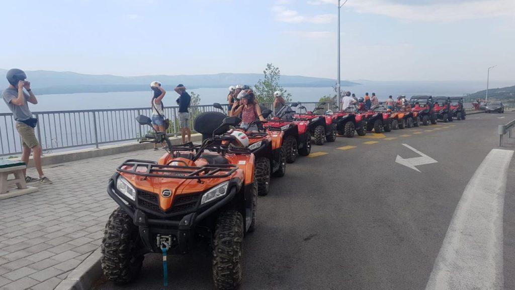 Off road island Brac, rent a quad isalnd Brac, rent a quad Milna, activities on island Brac, visit Brac