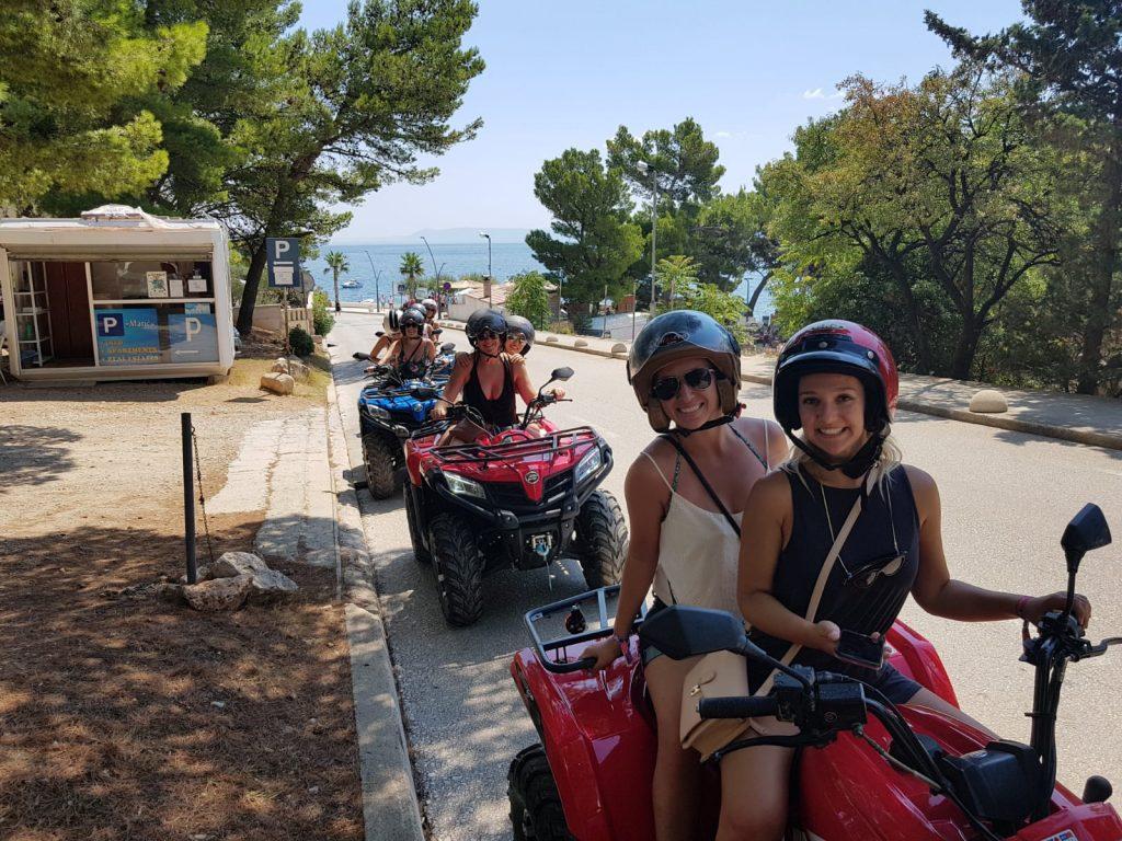 rent a quad island brac, rent a quad Milna, rent a quad postira, rent a atv, outdoor activities island brač