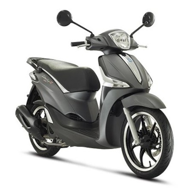 Scooter 125 ccm